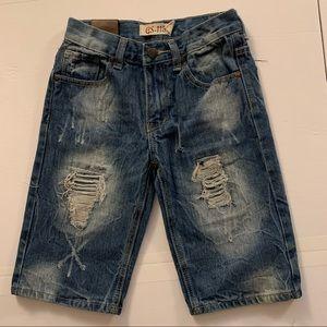 Carnaby Denim Shorts